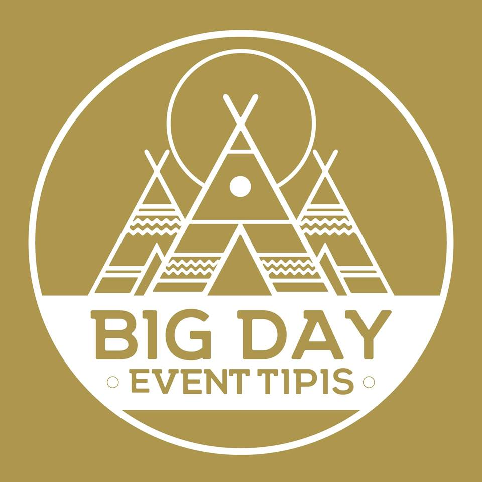 Big Day Event Tipis