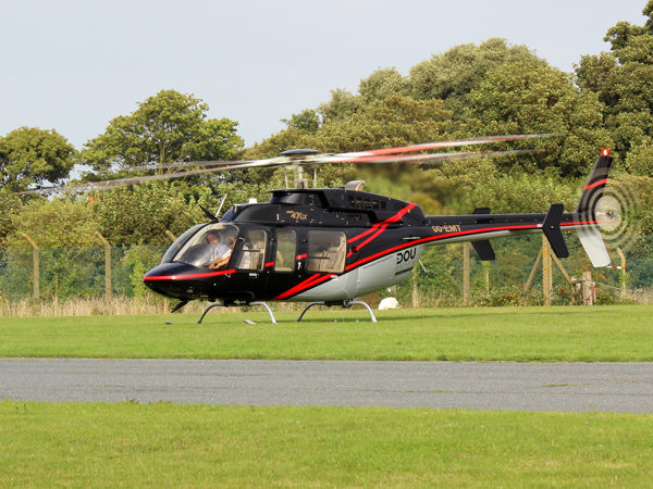 Heli Charter Limited
