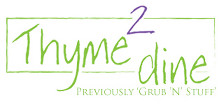 Thyme 2 Dine Catering