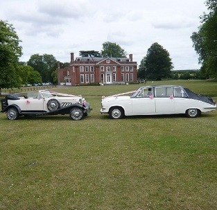 All Kent Wedding Car Services