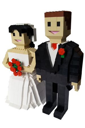 Littlebricks Wedding