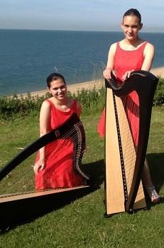 Just2 Harp Duo