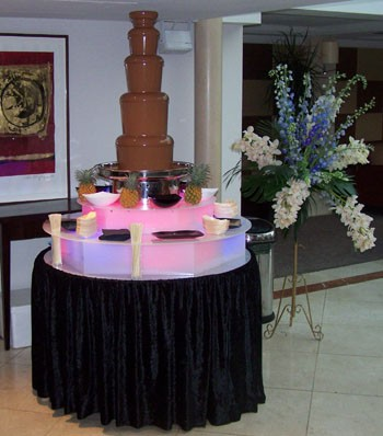Sweets for my Sweet Chocolate Fountains