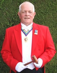 Kevin Masters Toastmaster