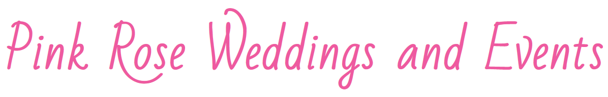 Pink Rose Weddings