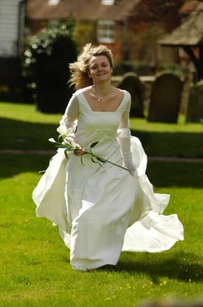 Pastel Shades Bridal Wear