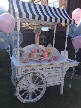 Izzy Pops Candy Cart & Events