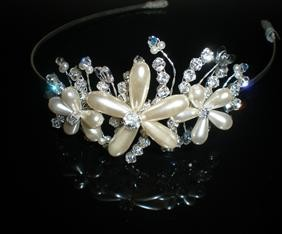 Crystal Crowns and Fascinators