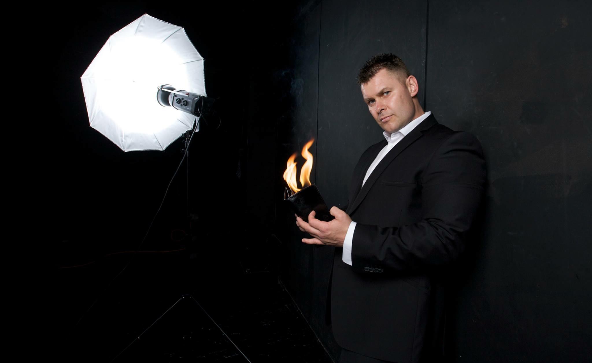 Matty Evans Magician