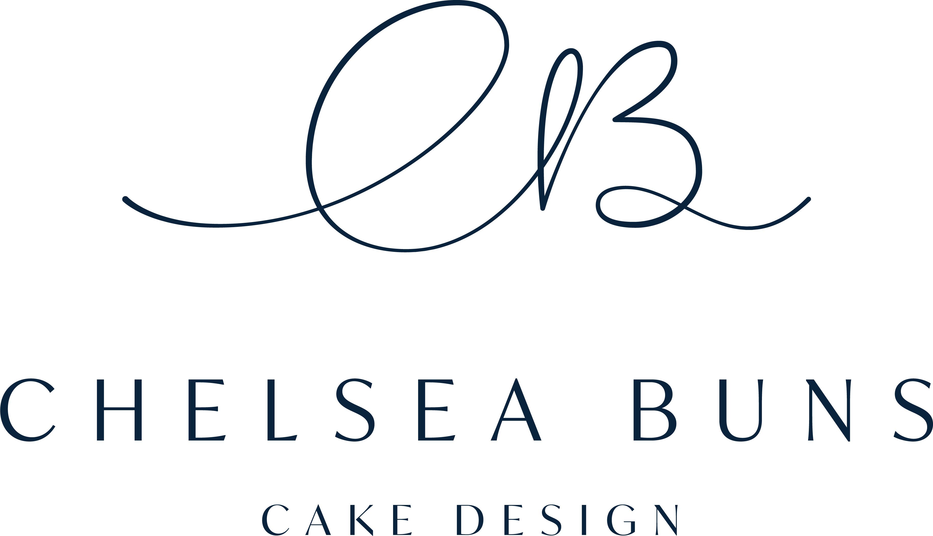 Chelsea Buns Cake Design