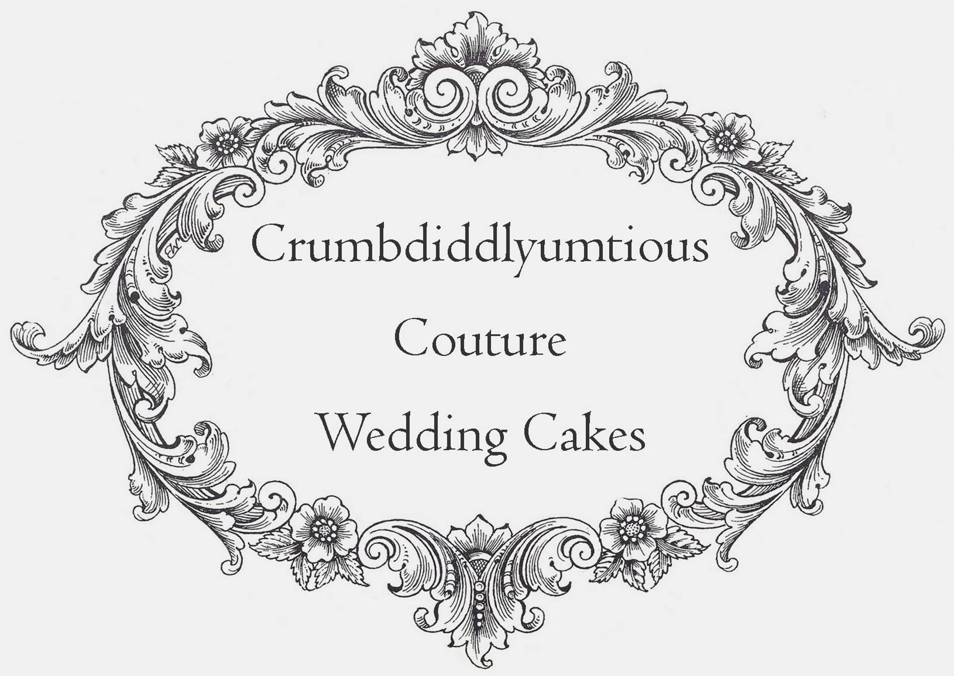 Crumbdiddlyumtious Couture Wedding Cakes