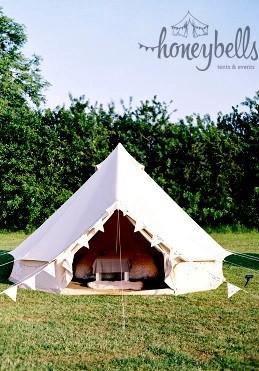 Honeybells Tent Hire
