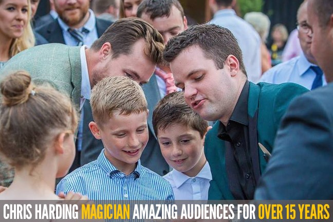 Chris Harding Magician