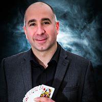 Richard Harrington Magician