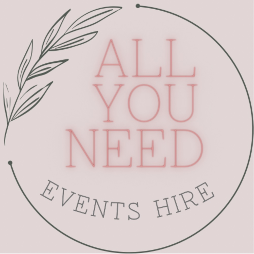 All You Need Events Hire