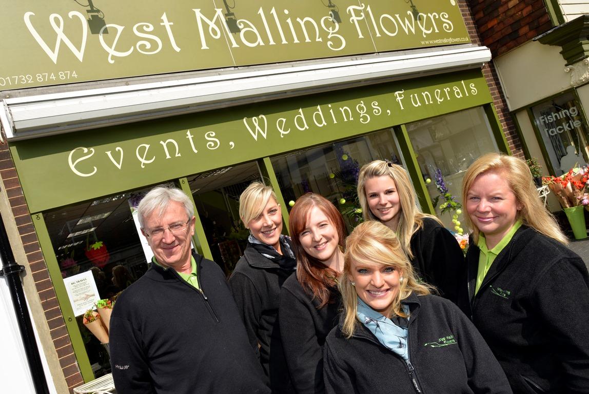 West Malling Flowers