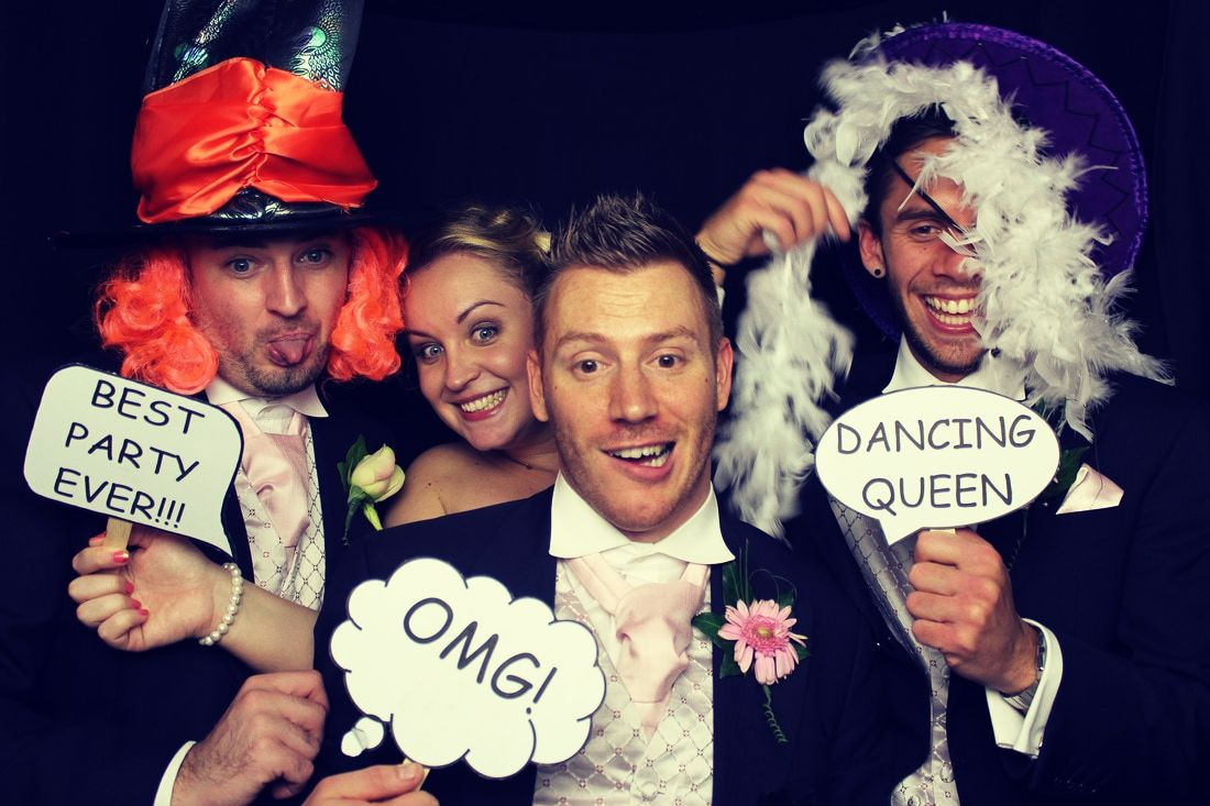 Juiced Entertainments Photobooths