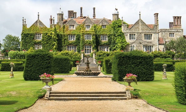 Eastwell Manor Hotel