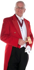 Toastmaster - Chris Metherell
