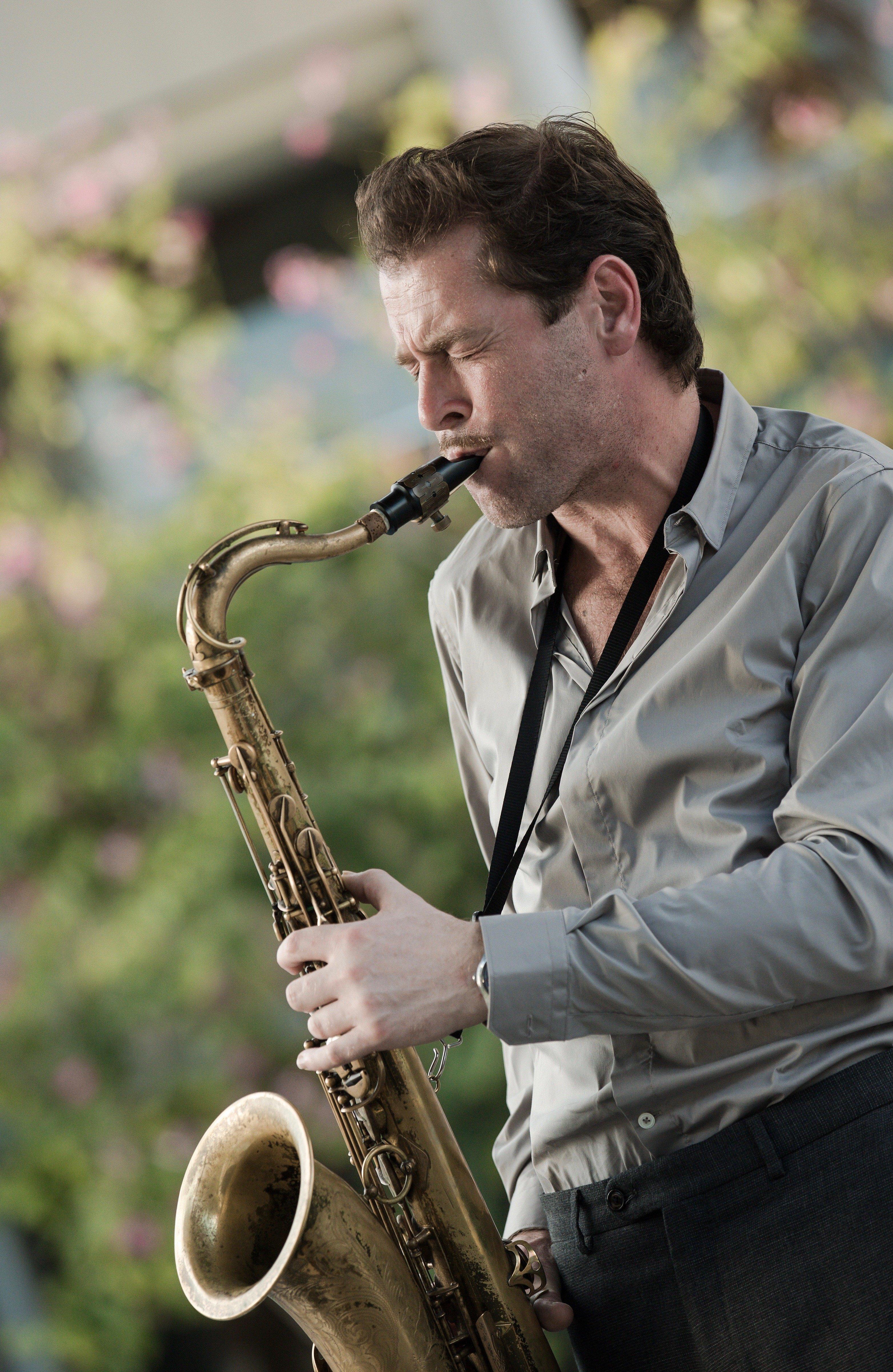 Kevin McMahon - Saxophonist